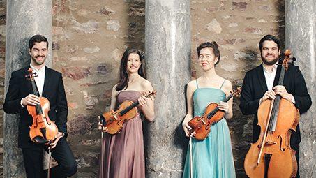 Review: The Aris Quartet - BBC New Generation Artists