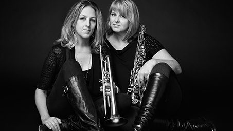 Concert Review: Ingrid and Christine Jensen with the Whirlwind Jazz Orchestra