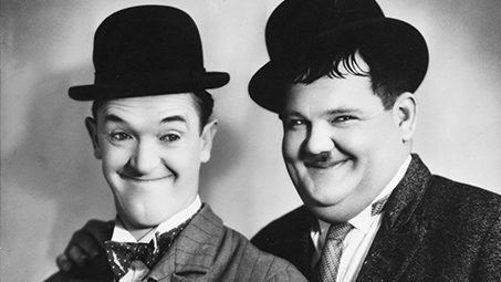'70 years later… and it is still funny' - Event Review: Teatime with Stan and Ollie