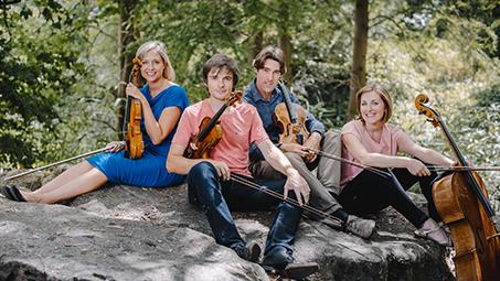 Quick Questions: Sacconi Quartet
